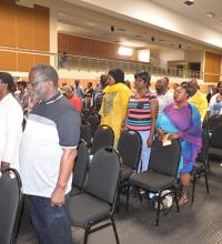Human Rights Colloquium held at Inkangala District Municipality, Middleburg- Mpumalanga
